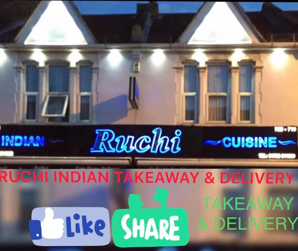 Ruchi Indian Cuisine, Southend-on-Sea