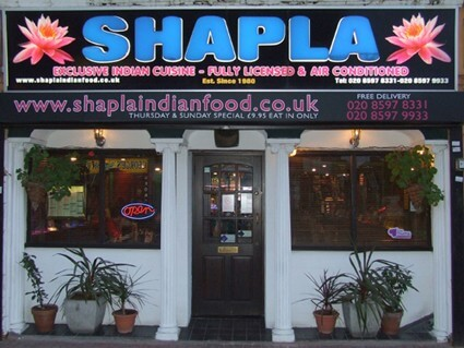 Shapla Indian Food