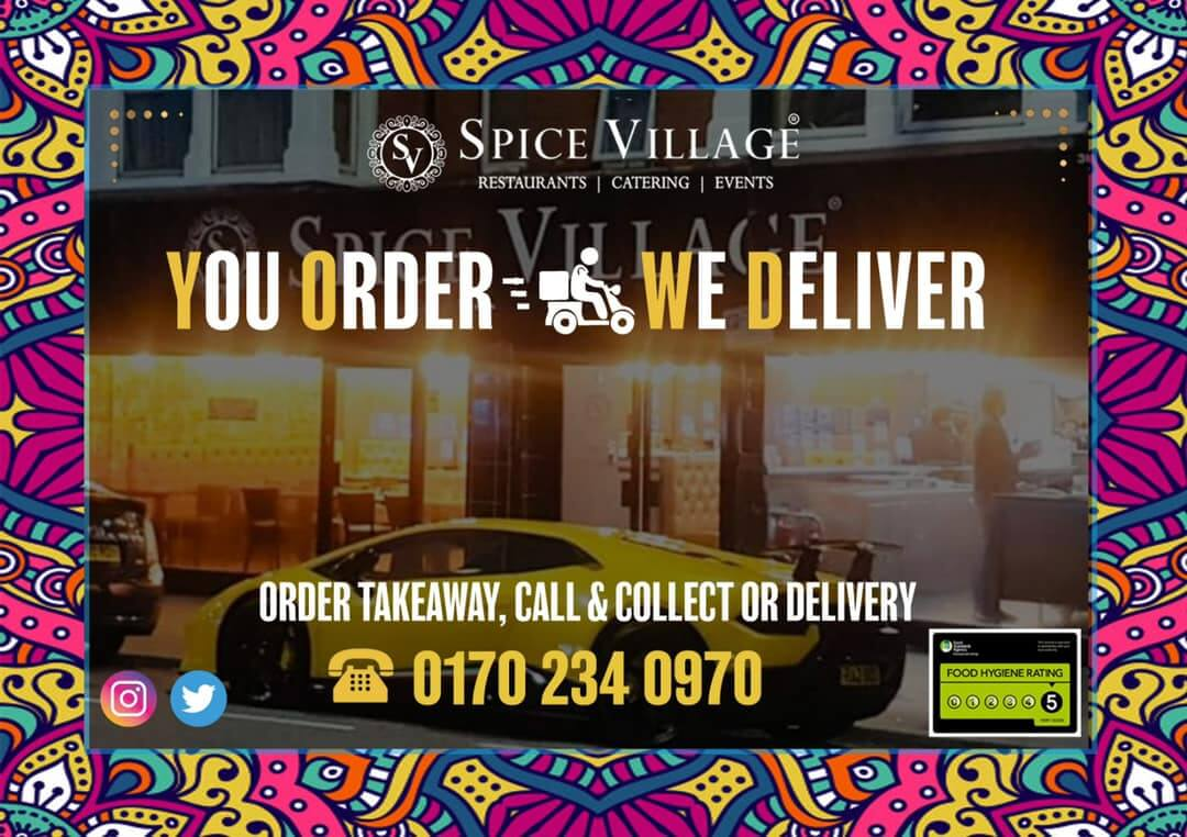 Spice village southend